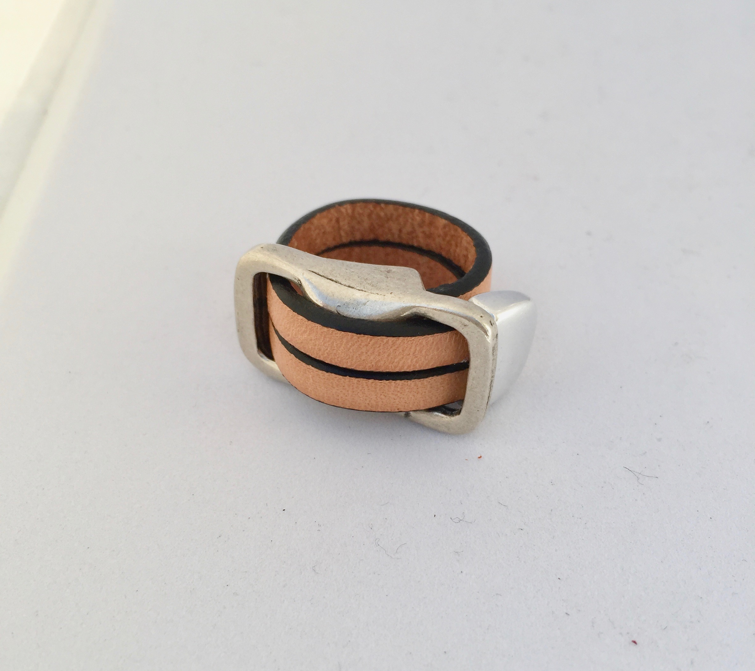 Flow nude double rang