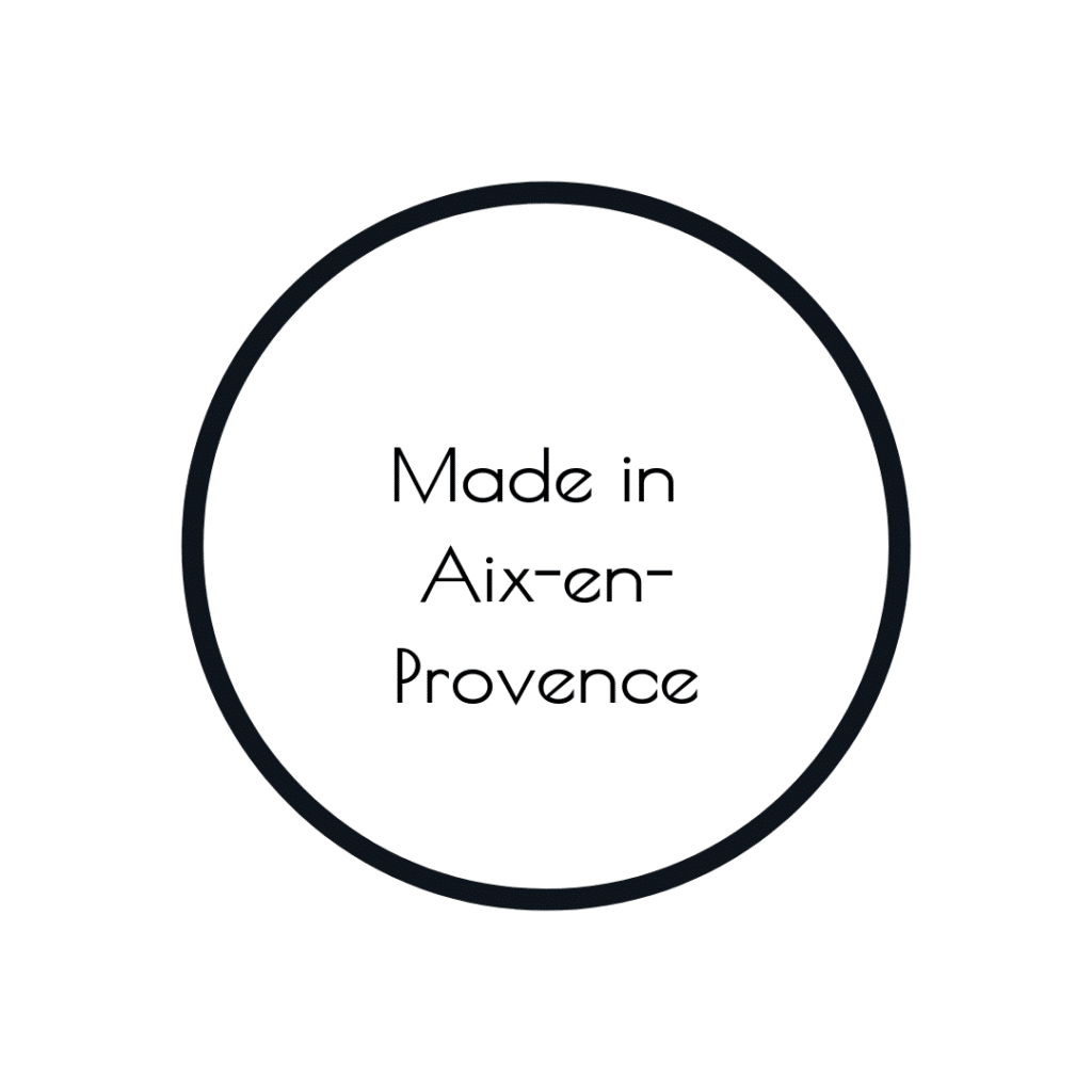 Made in Aix-en-Provence
