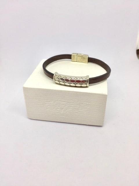 Bracelet Ross - Marron