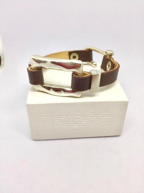 Bracelet Rachel - Marron