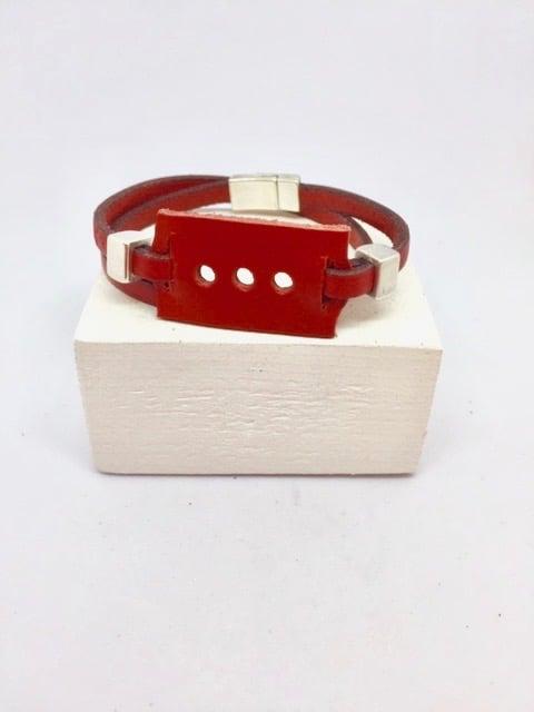 Bracelet Devil Rouge