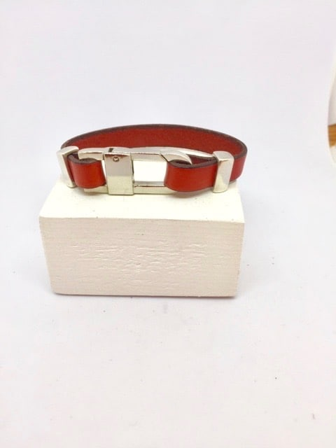 Bracelet Harvey - Rouge