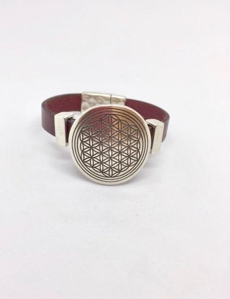 Bracelet Vivro Bordeaux