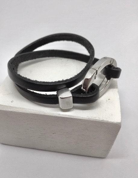Bracelet Storm Noir