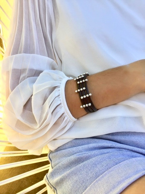 Bracelet Spector Noir