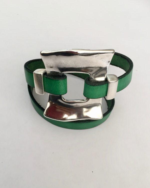 Bracelet Attitude vert