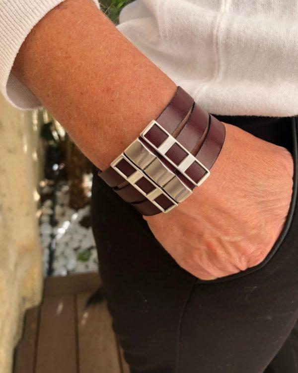 Bracelet manchette Dood