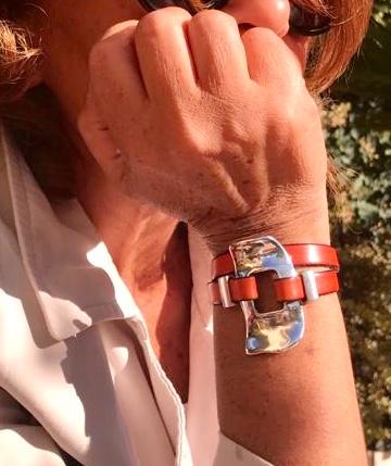 Bracelet Janis ORANGE