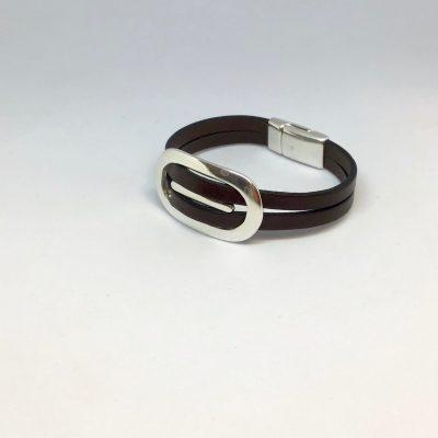 Bracelet Denver marron