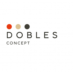 LOGO DOBLES CONCEPT 2020 orange